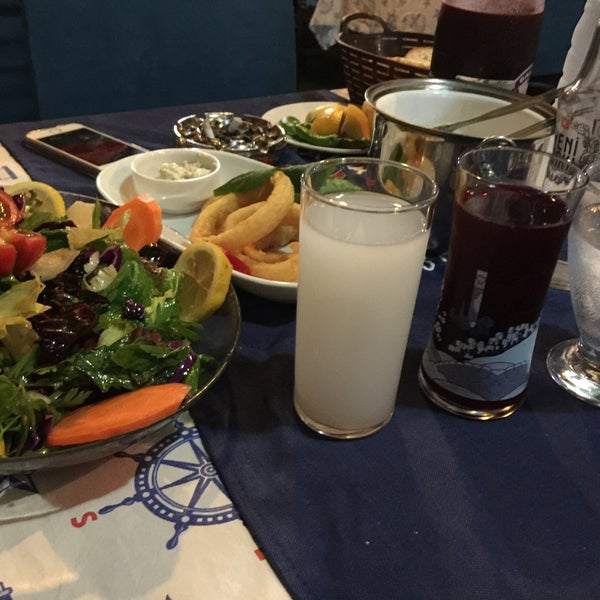 8/6/2017 tarihinde Barış S.ziyaretçi tarafından Bizbize Balıkevi'de çekilen fotoğraf