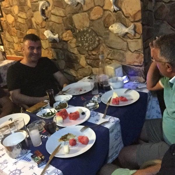 8/14/2017 tarihinde Barış S.ziyaretçi tarafından Bizbize Balıkevi'de çekilen fotoğraf