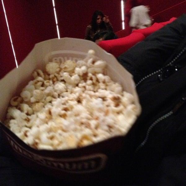 Photo taken at Cinemaximum by Yasemin K. on 2/21/2013
