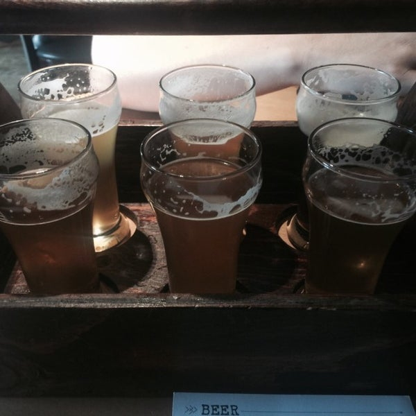 Photo taken at Banff Avenue Brewing Co. by brad P. on 8/15/2015