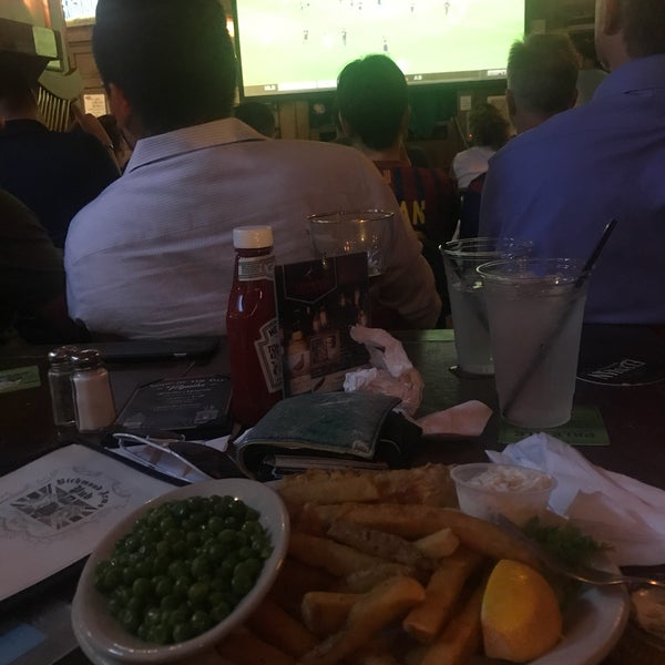Photo taken at The Richmond Arms Pub by Jimmy D. on 8/16/2017