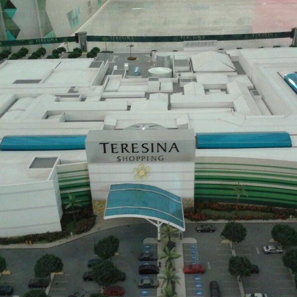 Foto tirada no(a) Teresina Shopping por   Adriano N. em 2/28/2013