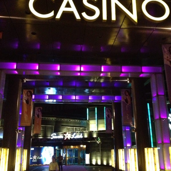 Photo taken at Seven Luck Casino by John S. on 6/7/2013