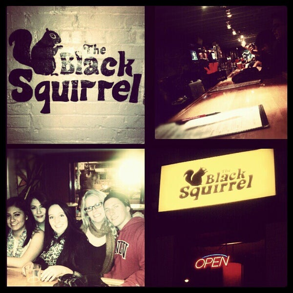 Photo taken at The Black Squirrel by Rosalyn J. on 4/13/2013