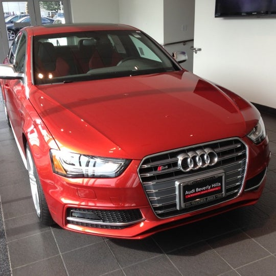 Photos At Audi Beverly Hills Auto Dealership In Beverly Hills - Audi beverly hills car wash