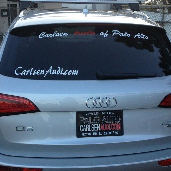 Photos At Audi Palo Alto Baylands Embarcadero Rd - Audi palo alto