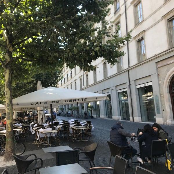 8/26/2018にAmmarがPlace du Molardで撮った写真