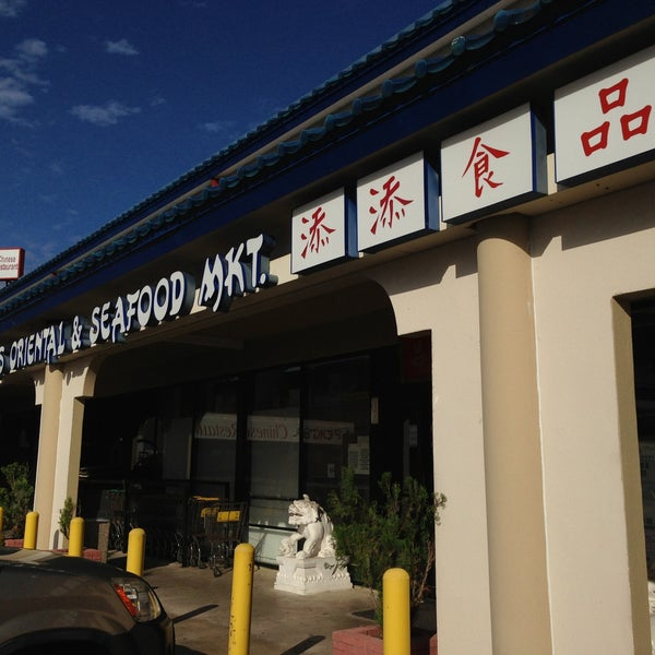 Photos at Tim's Oriental & Seafood Market - Fish Market in ...