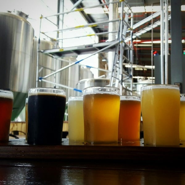 Photo taken at Rocks Brewing Co by Joshua R. on 9/13/2016