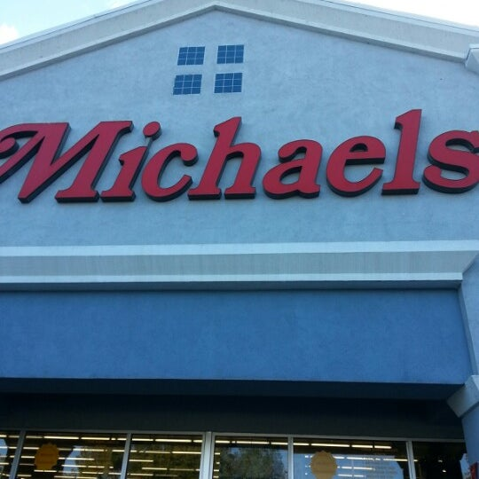 Michaels arts crafts store in vacaville for Michaels craft store houston texas