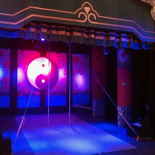 Photo taken at Buxton Opera House by Linda R. on 2/2/2013