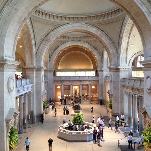 Photo taken at Metropolitan Museum of Art by Oleksandr M. on 9/4/2013