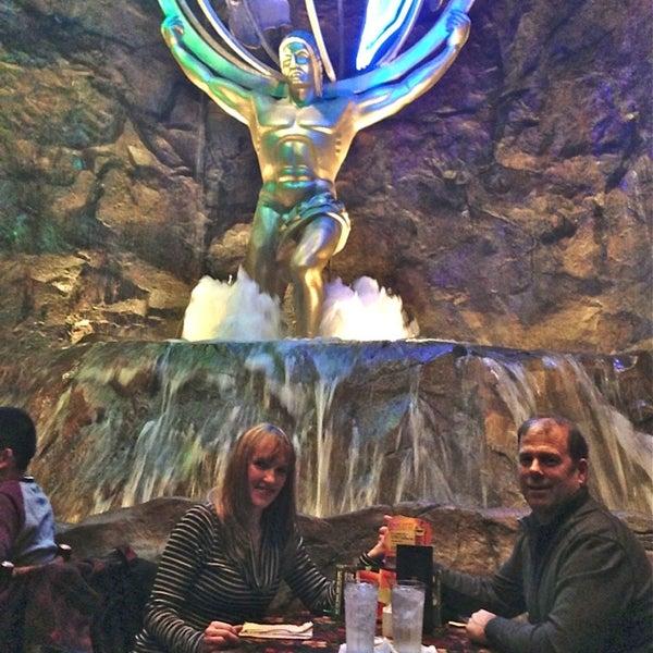 Rainforest Cafe Menu Las Vegas Nv