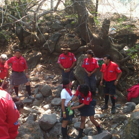 Foto tirada no(a) Campo Escuela Scout Meztitla por Dul S. em 5/19/2013