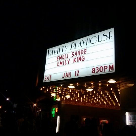 1/13/2013 tarihinde Lee M.ziyaretçi tarafından Variety Playhouse'de çekilen fotoğraf