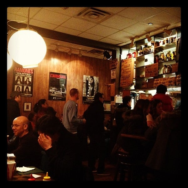 Photo taken at Burger Joint by Vianney S. on 11/6/2012
