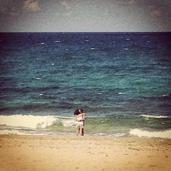1/19/2013 tarihinde Deniz S.ziyaretçi tarafından Karaburun Plajı'de çekilen fotoğraf