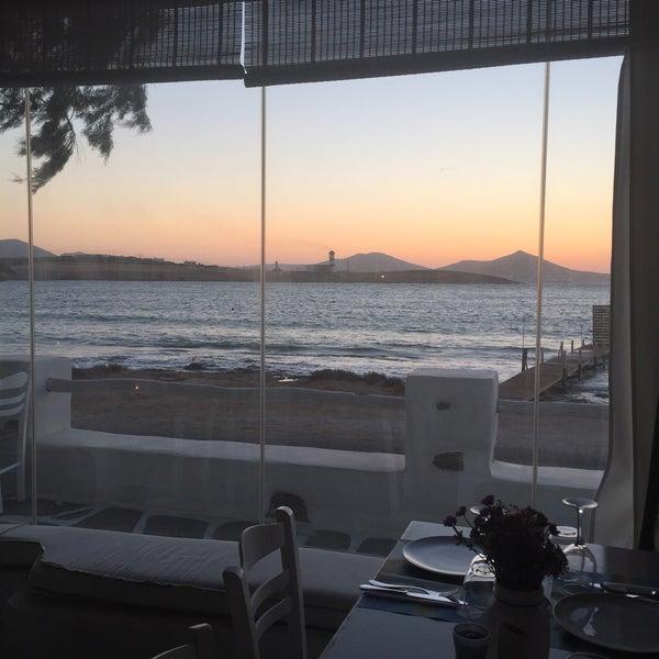 Photo taken at Siparos by Seda Ç. on 8/25/2017