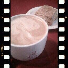 Photo taken at Phoenix Coffee by megan on 12/9/2011