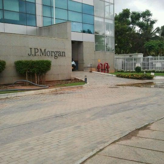 jp morgan chase address in bangalore dating