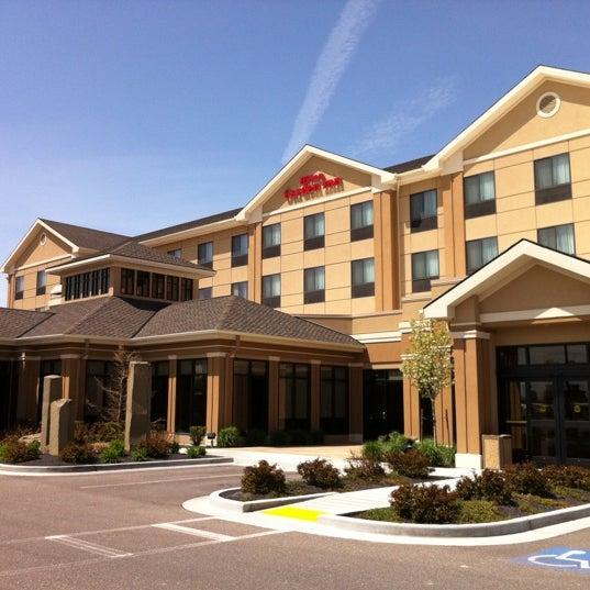 Photo Taken At Hilton Garden Inn By Leon V. On 5/9/2011