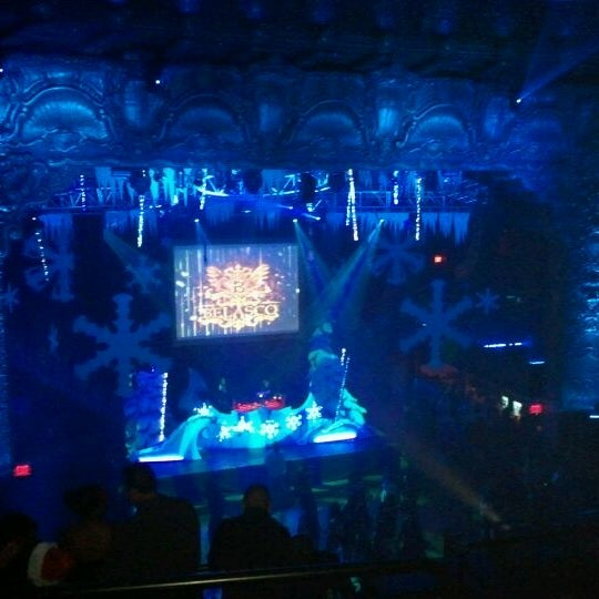 Photo taken at The Belasco by Alex C. on 12/24/2011