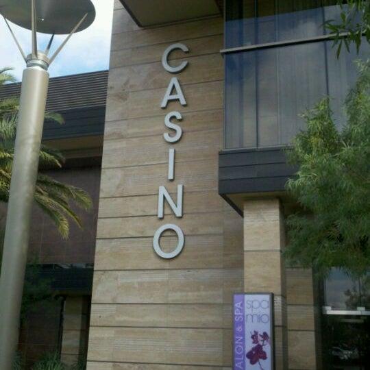 Photo taken at M Resort Spa Casino by wendy q. on 12/13/2011