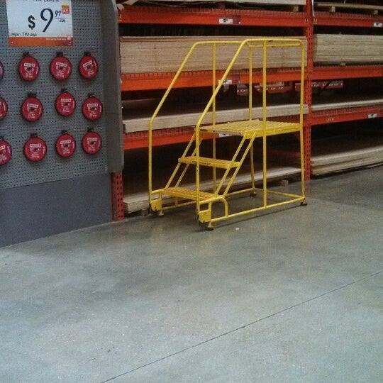 Photo Taken At The Home Depot By Naima L On 5 4 2014