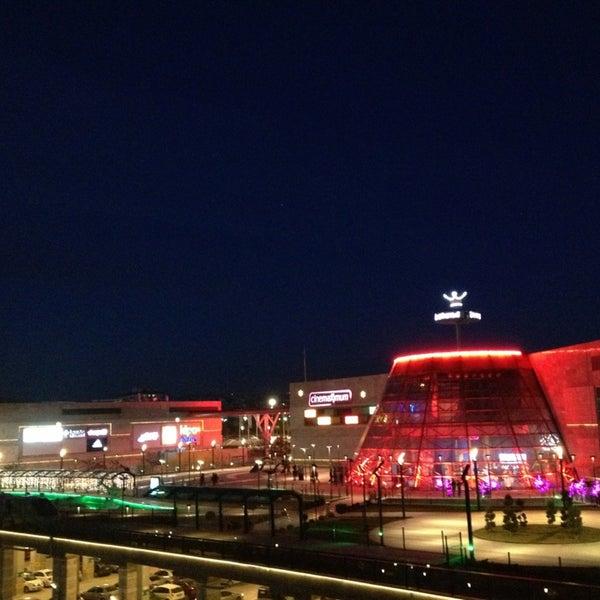 3/2/2013 tarihinde Gül A.ziyaretçi tarafından Atlantis Alışveriş ve Eğlence Merkezi'de çekilen fotoğraf