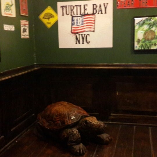 Photo taken at Turtle Bay NYC by Timothy J. on 5/17/2013