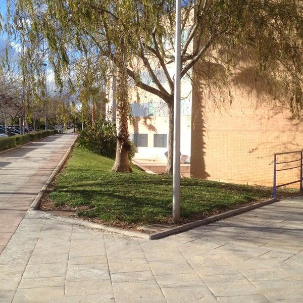 Photo taken at Universitat Jaume I (UJI) by Sergio L. on 2/13/2013