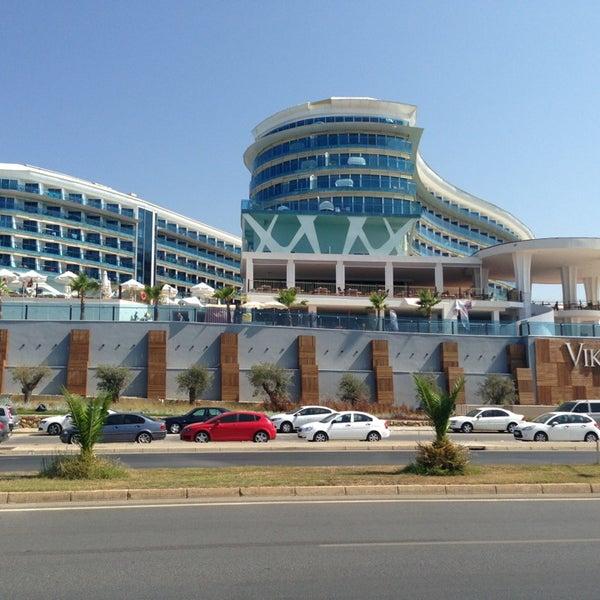 9/3/2013 tarihinde Oleg K.ziyaretçi tarafından Vikingen Infinity Resort Hotel & Spa'de çekilen fotoğraf
