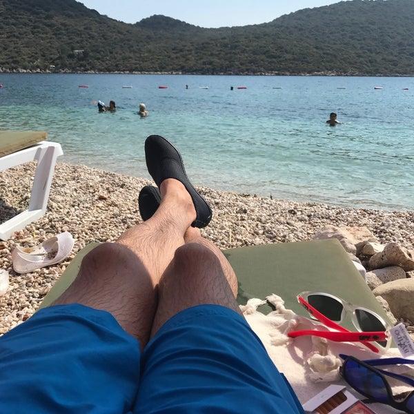 8/30/2017 tarihinde İlker O.ziyaretçi tarafından Olympos Mocamp Beach Club'de çekilen fotoğraf