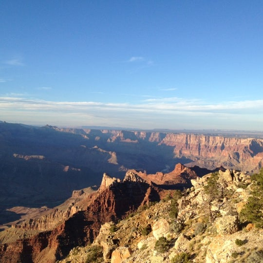 Photo taken at Grand Canyon National Park by William S. on 10/14/2012