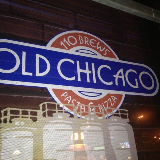 Old Chicago Now Closed Pizza Place