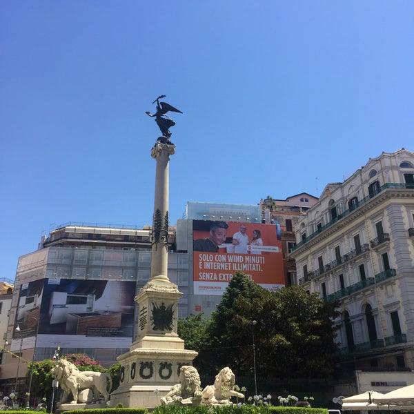Photo taken at Piazza dei Martiri by Scienza on 7/16/2017
