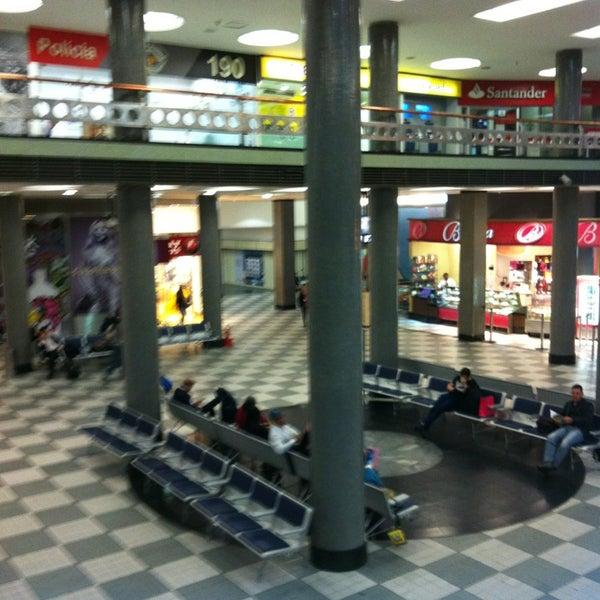Снимок сделан в Международный аэропорт Конгоньяс/Сан-Паулу (CGH) пользователем Rafaela S. 6/8/2013
