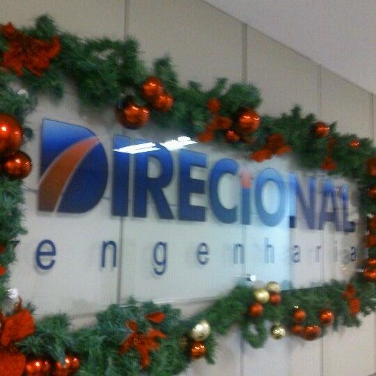 Foto tirada no(a) Direcional Engenharia por Fabricio G. em 11/21/2012
