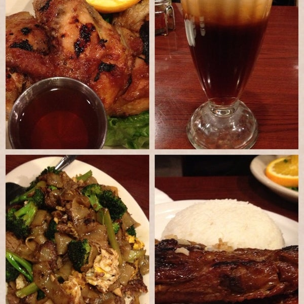 รูปภาพถ่ายที่ Thai Original BBQ & Restaurant โดย Lairem :) S. เมื่อ 1/13/2013
