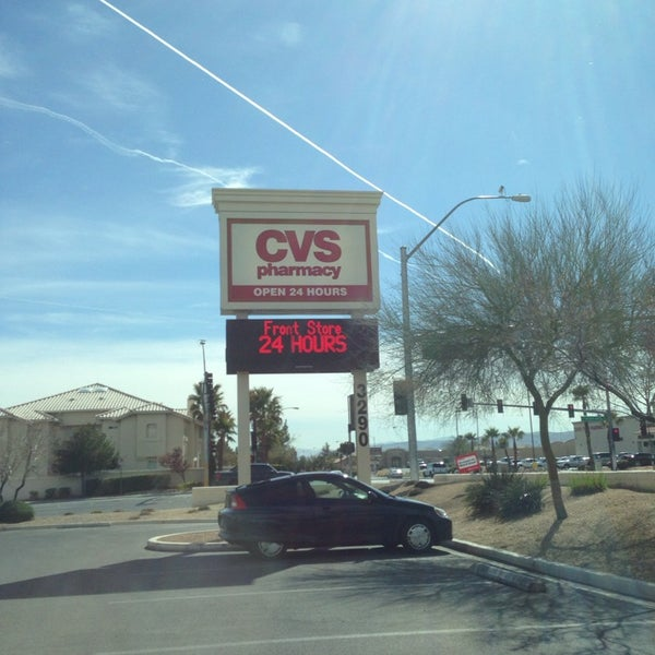 cvs  pharmacy - west sahara