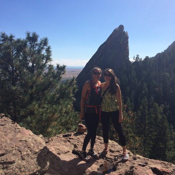 Photo taken at Colorado Chautauqua National Historic Landmark by Constantina D. on 10/8/2015