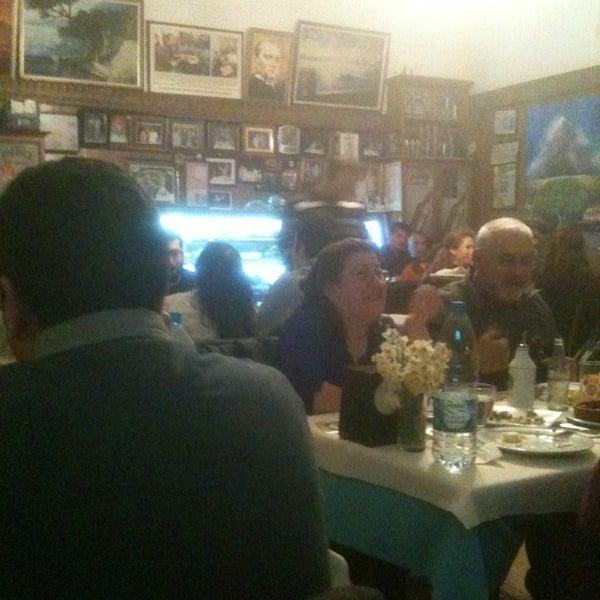 2/2/2013 tarihinde Funda G.ziyaretçi tarafından Cunda Deniz Restaurant'de çekilen fotoğraf