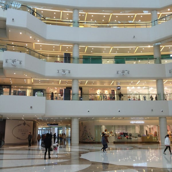 Photo taken at Galaxy Mall by PoMonkey on 4/5/2013