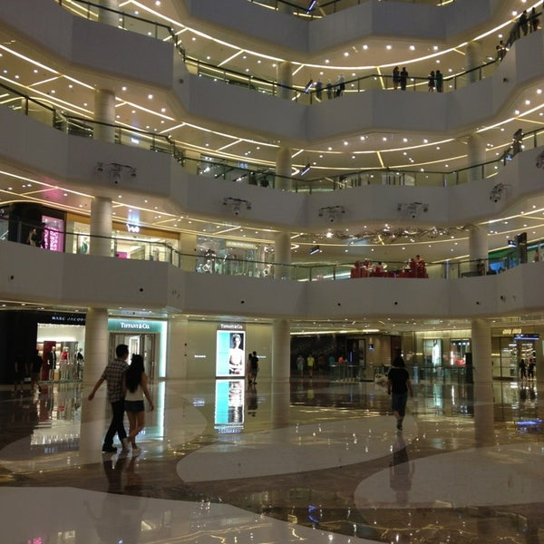 Photo taken at 银河国际购物中心 Galaxy Mall by PoMonkey on 6/29/2013