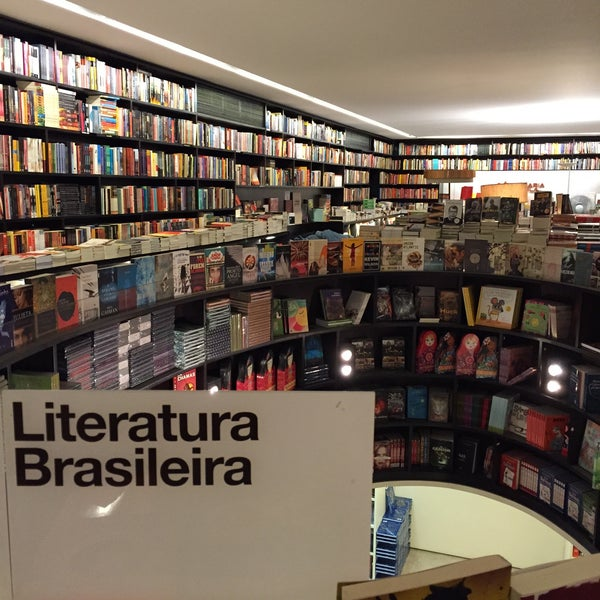 Photo taken at Livraria da Vila by Chérie S. on 12/14/2014