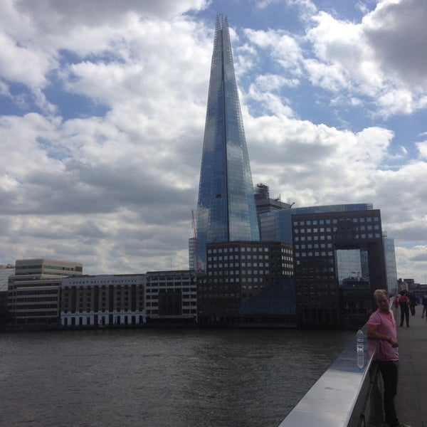 Photo taken at London Bridge by Mark C. on 7/24/2013