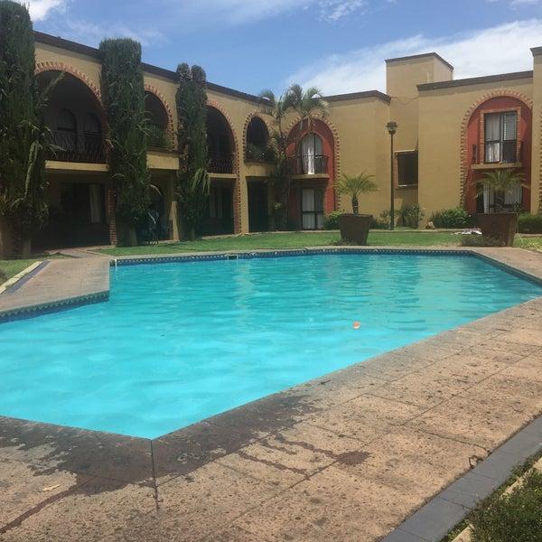 Hotel Villa Capri Morelia