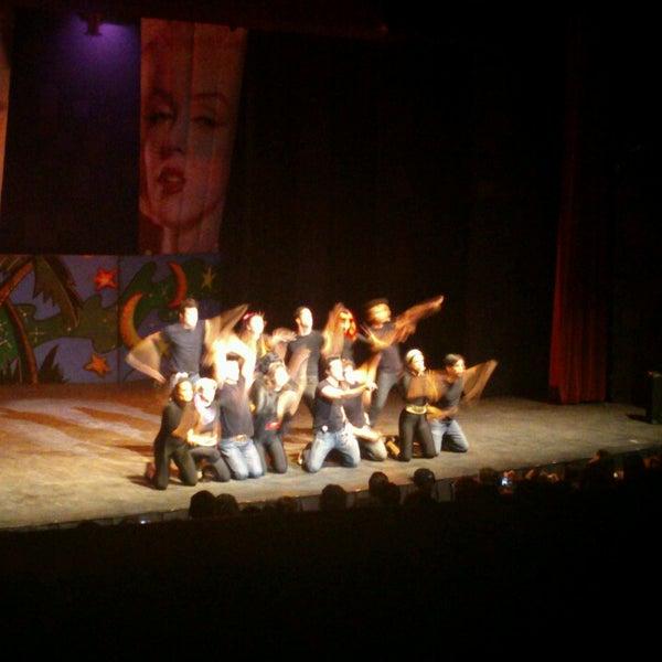 Foto tomada en Teatro Hidalgo por Luis A. el 3/16/2013