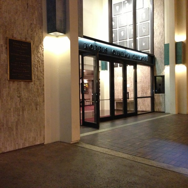 Photo taken at Norris Cinema Theater (NCT) by Kaitlin P. on 2/14/2013