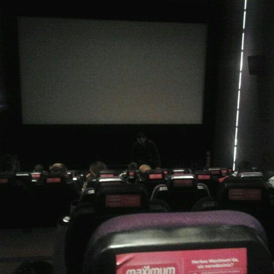 1/3/2013 tarihinde dewoziyaretçi tarafından Cinemaximum'de çekilen fotoğraf